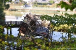 The Lake Pagoda Is Almost Gone...