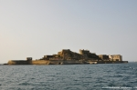 The Eastern Side Of Gunkanjima Looking Northwest
