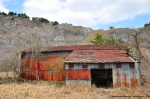 The Metal Shack In The Stone Pit