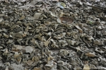 A Pile Of Gas Masks