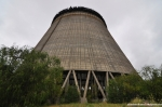 In Front Of The Cooling Tower