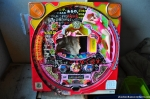 Old Fashioned Pachinko Machine Front
