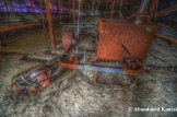 Poultry Farm 1 HDR - Rusty Metal