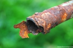 Several Layers Of Rust