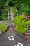 The Wooden Steps Were Long Gone