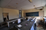 Abandoned Chemistry Room