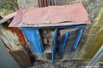 Wooden Control Box