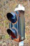 Rusty Signal Lights