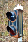 Rusty Signal Lights