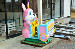 Abandoned Kiddy Ride