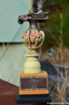 Abandoned Trophy – Third Place In The Christmas Race Of 1990, SL KartSeries