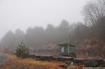 Foggy And Abandoned