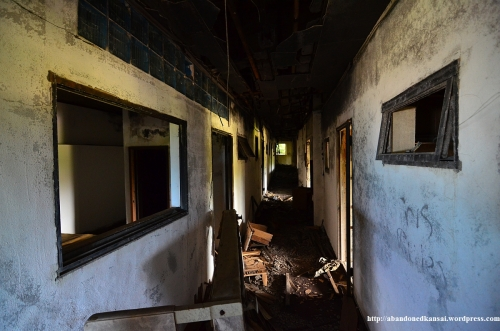 Arson - A Problem For Many Abandoned Hotels