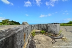 The Roof Of The Nakagusuku Hotel Ruin