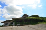 The Upper Half Of The Nakagusuku Hotel Ruin