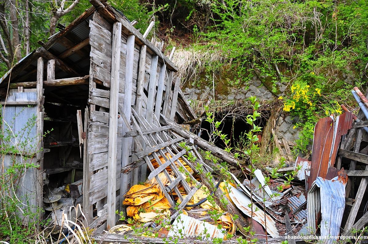 Abandoned Mine Entrance | Abandoned Kansai