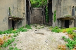Huge Poison Gas Tanks (80 Tons Each!) Were Located Here