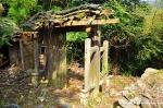 Abandoned Entrance Gate