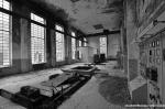 Abandoned Production Hall