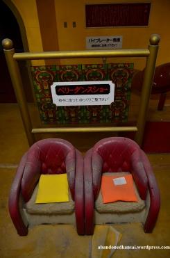 Belly Dance Seats