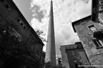 Tall Abandoned Chimney