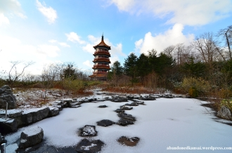 Beautiful Weather Pagoda