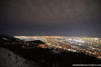 Sapporo Night View