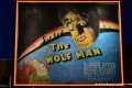 The Wolf Man - Advertising Board (3 x 3 m!)