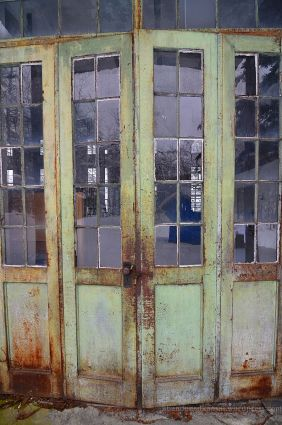 Substation Door