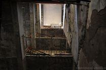Demolished Staircase