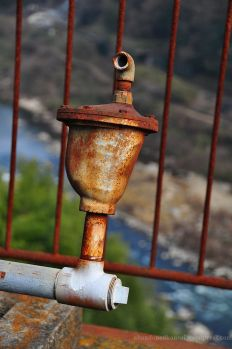 Rusty Metal, Kizu River