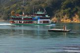 Toba Harbor Island Cruise Ship