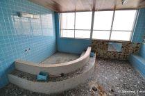 Abandoned Japanese Bath