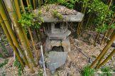 Abandoned Japanese Lantern