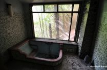 Abandoned Ryokan Bath
