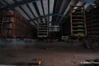 Abandoned Storage Hall