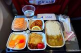 Air Koryo Food