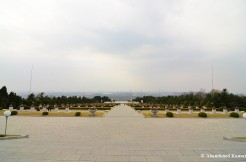 Beautiful View At Pyongyang