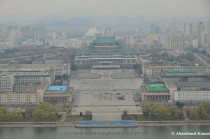 Kim Il-sung Square And Grand People's Study House