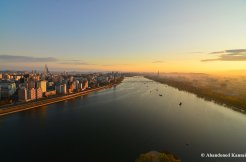 Sunrise In Pyongyang