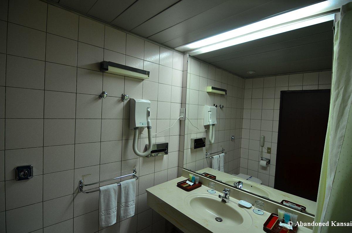 Yanggakdo Hotel Bathroom Abandoned Kansai