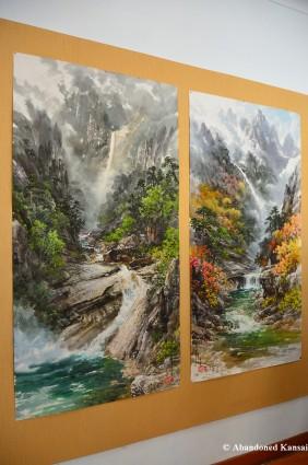 Mansudae Art Studio - Painting