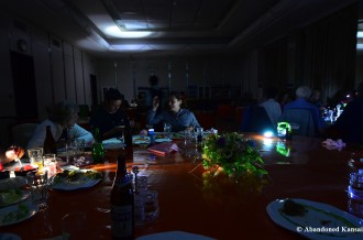 Power Out In North Korea