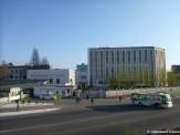 Unknown Building In Pyongyang