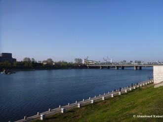 Yanggakdo Bridge