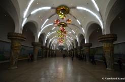 Yonggwang Station, Pyongyang Metro