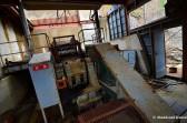 Abandoned Mining Machinery