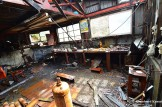 Abandoned Repair And Assembly Shop