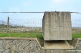 Anti-Tank Concrete Cube At The DMZ