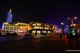 Dandong At Night